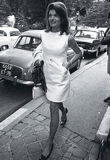 Jackie O. Such an icon. <3