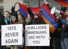 ألمانيا تعتزم وصف مذبحة الأرمن عام 1915 بأنها إبادة جماعية Merkel setzt Massaker an Armeniern mit Völkermord gleich http://democraticac.de/?p=12573