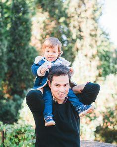 As celebrações do Dia do Pai já começaram no Blog  Link no perfil | We've met so many amazing fathers along our journey that we dedicated a Blog post to them. Link in bio