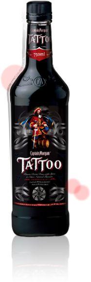 Captain Morgan Tattoo