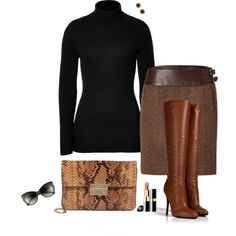 """Fall Essentials"" by jpschwartz on Polyvore"