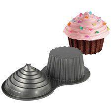 Giant Cupcake Pan by Wilton - Dimensions® Large Cupcake Pan