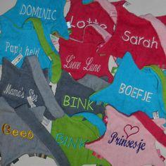ster labeldoekjes http://www.borduurkoning.nl/shop/baby_artikelen/labeldoekje