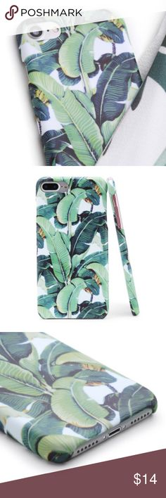 Leaves iPhone Case 6/6S/7 Greenery Vine Plant New in package condition Accessories Phone Cases