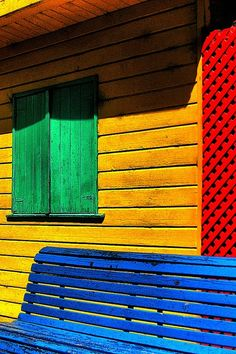 La Boca, Buenos Aires, Argentina - Photo taken by Stacey Raven. Visit her photo…