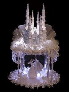 Disney Princess Wedding Cakes   Fairytale Princess Sleeping Beauty or Cinderella Wedding...   Shop ...