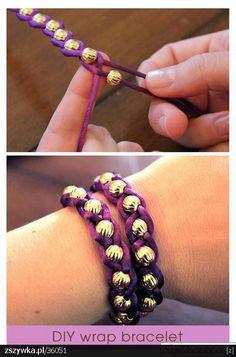 Anleitung Armband