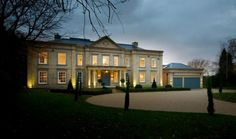 cheshire mansion - Google Search
