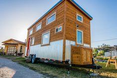 A stunning 192 sq ft tiny house