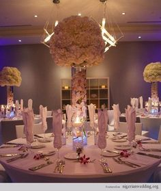 Beautiful Tall Centerpiece Ideas |