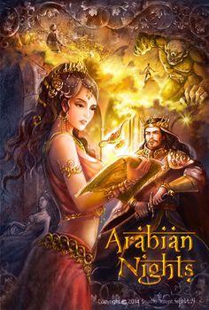 1001 Arabian Nights help?