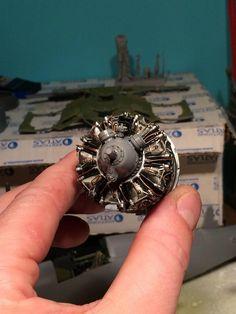 Pratt& Whitney R2800 99% done