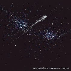 No.172 Shooting Star