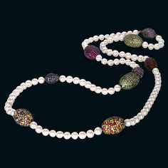 CIJ International Jewellery TRENDS & COLOURS - Necklace by Rina Limor