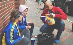Tragedy Inspired Acts of Kindness - People helped each other in many ways after the #BostonMarathon bombings.