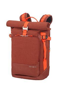 "Ziproll Laptop Rucksack 15.6"" | Samsonite Laptop Rucksack, Burnt Orange, Backpacks, Bags, Umbrellas, Model, Purses, Totes, Backpack"