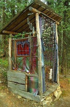 outhouses | Out...in the open! | Outhouses