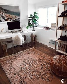 """3,182 Likes, 31 Comments - SIVAN AYLA (@sivanayla) on Instagram: """"It's borderline embarrassing to post this pic since I posted my office a few short weeks ago…"""""""