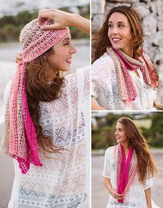 #haken, gratis patroon, shawl, omslagdoek, verloopgaren, Katia spring, garen cake, #haakpatroon