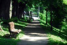 Stromovka Park -  located in Prague 7.
