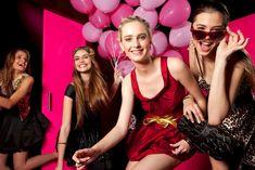 Vestidos de festa para adolescentes - Teens com muito glamour!
