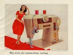 Mijn naaimachine!!