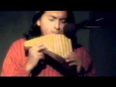 Ghost, Peruano tocando la Zampoña (Melodía desencadenada)