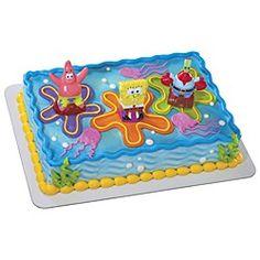 SpongeBob Cake Decoration Kits (Each)