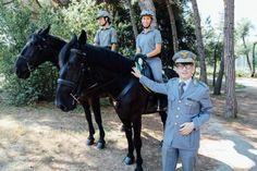 Riserva dannunziana: fino a settembre servizio guardiania a cavallo