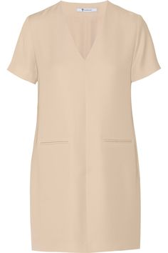 Shop now: T by Alexander Wang crepe dress
