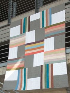 Easy-Cut Quilts with a Modern Twist--DOWNLOAD