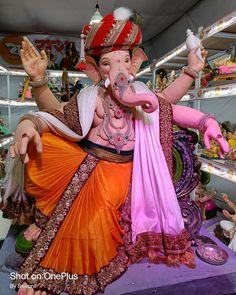 Ganpati Bappa Photo, Ganesh Photo, Ganesh Idol, Ganesha Pictures, Instagram