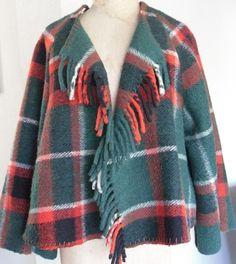 Naaien: Dekens *Sewing: Blankets ~Deken Jas *Blanket Coat~