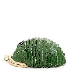 Kate Spade hedgehog purse