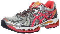 ASICS Women's GEL-Nimbus 15 Running Shoe => For more information, visit now : Running shoes
