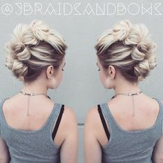 wedding hair dos in wedding hair wedding hair style wedding hair in wedding hair in wedding hair for wedding hair hair stylist near me Fancy Hairstyles, Girl Hairstyles, Wedding Hairstyles, Faux Hawk Hairstyles, Hairstyle Ideas, Bridesmaid Updo Hairstyles, Short Braided Hairstyles, Fringe Hairstyle, Party Hairstyle