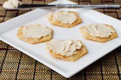 We use sunflower seed cheese in any recipe that normally would call for sour cream, cheese, or yogurt. It's plant-based, paleo & allergy-friendly. Veggie Cheese, Cream Cheese Recipes, Vegan Keto Recipes, Vegan Snacks, Sunflower Seed Cheese Recipe, Cheese Alternatives, Sample Recipe, Dairy Free Cheese, Recipes