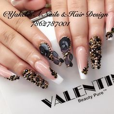 P Nails Chicago Heights - Care - Skin care , beauty ideas and skin care tips Creative Nail Designs, Beautiful Nail Designs, Creative Nails, Nail Art Designs, 3d Nails, Acrylic Nails, Stiletto Nails, Gorgeous Nails, Pretty Nails