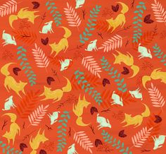 textile pattern by Srch lab, via Flickr