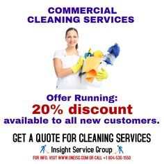 oneISG is among the best commercial cleaning companies that offers top notch commercial cleaning services in Virginia. Commercial Cleaning Company, Cleaning Companies, Construction Cleaning, Medical Dental, Best Commercials, Bathroom Cleaning, School S, Insight, Virginia