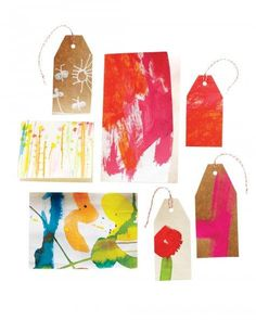 Great Ways for Repurposing Kids' Art