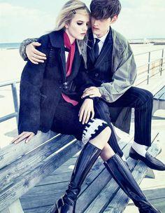The Most Romantic Fashion Editorials on Pinterest via @WhoWhatWearUK