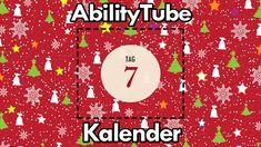 Tür 7 des 🎅 #AbilityTubeKalender 🎄 hält Bernhards Video-Blog für Euch bereit! Influencer, Blog, Videos, Movies, Movie Posters, Art, Advent Calenders, Studying, Art Background