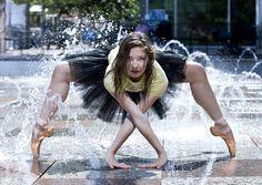 Ron McKinney Photography: Dancers: Urban Portrait Series