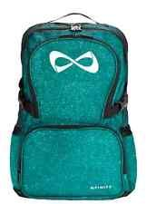 Nfinity Sparkle Teal Backpack Cheer Bag