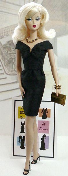 Little Black Dress Silkstone Barbie