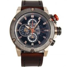 Alexandre Christie Chronograph Gents Watch 6491MCLGCBA Male Watches, Gents Watches, Chronograph