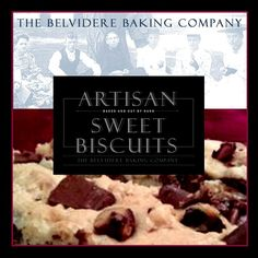 Artisan Sweet Biscuits. Hand Mixed and Hand Cut. The Finest Ingredients. Baked To Golden Perfection.