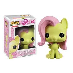 Brand new Funko Pop My Little Pony Fluttershy Vinyl Figure. These pop are a must have for any My Little Pony fan. Collect all 7 My Little Pony firgures. Pop Vinyl Figures, Funko Pop Figures, Fluttershy, Mlp, Funko Pop Toys, Funko Pop Vinyl, Vinyl Toys, Vinyl Art, Funk Pop