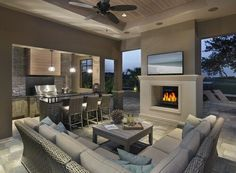 >> Great Outside entertaining space #Contest...
